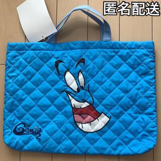 ディズニー(Disney)のジーニー バッグ レッスンバッグ トートバッグ キルティング 鍵盤ハーモニカ袋(レッスンバッグ)