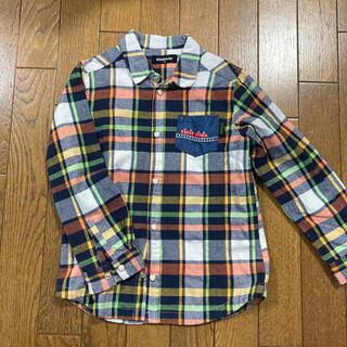 クレードスコープ(kladskap)のクレードスコープ 120 ネルシャツ(ブラウス)