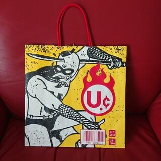 ユニクロ(UNIQLO)のUNIQLO ユニコーン コラボ 紙バッグ(ミュージシャン)