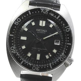 セイコー(SEIKO)のセイコー 150M 2nd ダイバー 前期型 メンズ 【中古】(腕時計(アナログ))