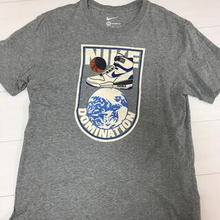 ナイキ(NIKE)のナイキ NIKE  domination スニーカー ヴィンテージ Tシャツ(Tシャツ/カットソー(半袖/袖なし))