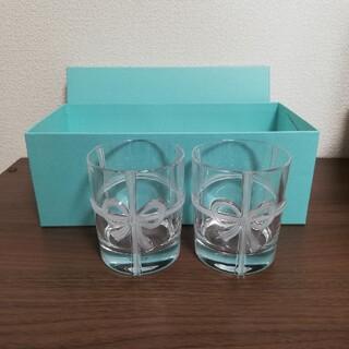 Tiffany & Co. - Tiffany&Co. ティファニー ボウグラスペアセット