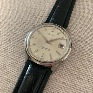 セイコー(SEIKO)のSEIKO SEIKOMATIC-R 自動巻(腕時計(アナログ))