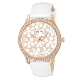 フォリフォリ(Folli Follie)の電池交換済 Folli Follie 腕時計  HAPPY NUGGET(腕時計)