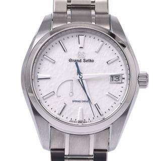 セイコー(SEIKO)のセイコー  グランドセイコー スプリングドライブ 腕時計(腕時計(デジタル))