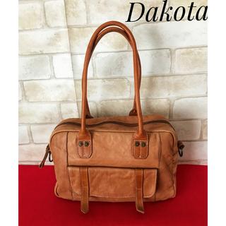 Dakota - 【Dakota】レザーハンドバッグ