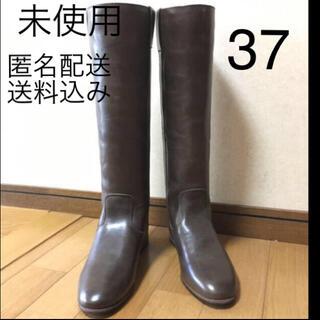 L'Appartement DEUXIEME CLASSE - 未使用 ファビオルスコーニ 37 23.5 24 ジョッキー ブーツ ペタンコ