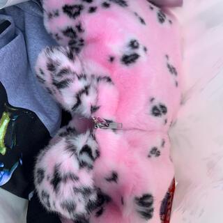 Supreme - Bandana Faux Fur Bomber Jacket