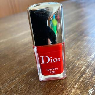 ディオール(Dior)のネイル10ミリ㍑入り(ネイル用品)
