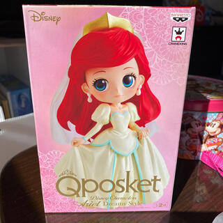 ディズニー(Disney)のQposket キューポスケット アリエル(フィギュア)