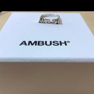 アンブッシュ(AMBUSH)のAmbush リング(リング(指輪))