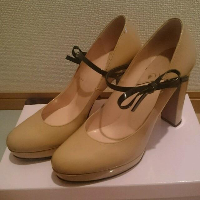 DIANA(ダイアナ)のダイアナ パンプス スモーキーピンク レディースの靴/シューズ(ハイヒール/パンプス)の商品写真