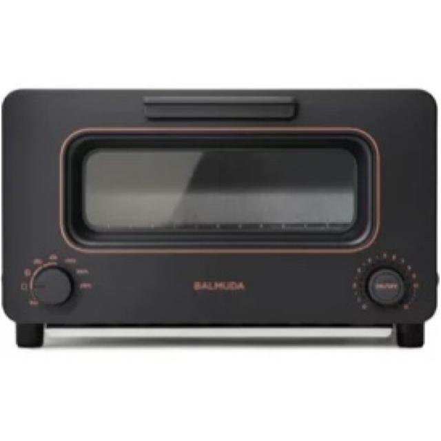 BALMUDA(バルミューダ)の新品 未開封 バルミューダ トースター ブラック K05A スマホ/家電/カメラの調理家電(調理機器)の商品写真