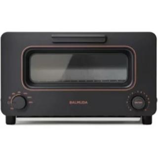 BALMUDA - 新品 未開封 バルミューダ トースター ブラック K05A