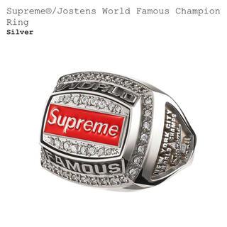 シュプリーム(Supreme)のSupreme®/Jostens World Famous Ring(リング(指輪))