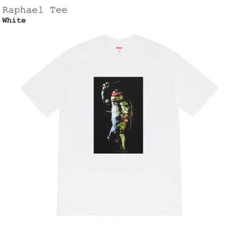 シュプリーム(Supreme)の【即日発送可】Supreme Raphael Tee 白 S(Tシャツ/カットソー(半袖/袖なし))