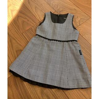 コムサイズム(COMME CA ISM)の子供フォーマル ワンピース 入園式(ドレス/フォーマル)