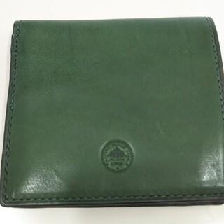 Dakota - Dakota ブラックレーベル 深緑 ミニ財布