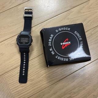 カシオ(CASIO)のG SHOCK 5600BBN-1B (腕時計(デジタル))