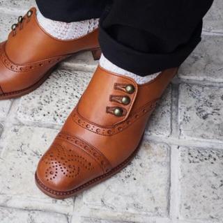 chausser - chausser 革靴 ブーティ