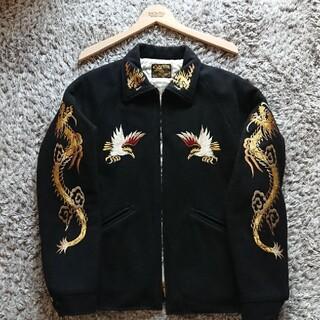 クーティー(COOTIE)のCOOTIE Souvenir Jacket クーティスーベニア ジャケット(ブルゾン)