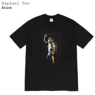 シュプリーム(Supreme)のL supreme Raphael tee タートルズ(Tシャツ/カットソー(半袖/袖なし))
