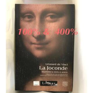 BE@RBRICK Mona Lisa 100% & 400%(その他)