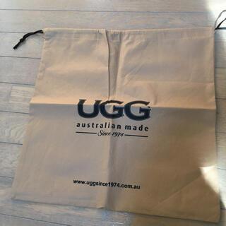 アグ(UGG)のUGG・shop袋(ショップ袋)