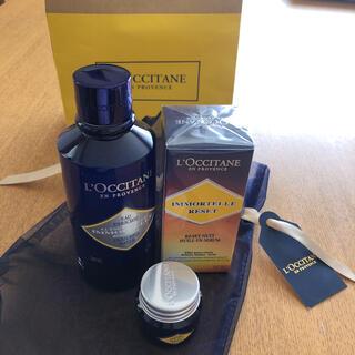 L'OCCITANE - ロクシタン イモーテルセット