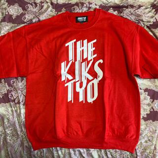 キックスティーワイオー(KIKS TYO)のkiks tyo トレーナー XL(スウェット)