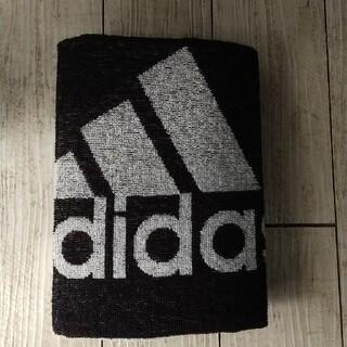 アディダス(adidas)のフェイスタオル アディダス(タオル/バス用品)