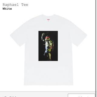 シュプリーム(Supreme)のRaphael tee(Tシャツ/カットソー(半袖/袖なし))