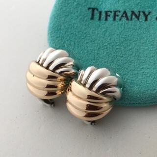 ティファニー(Tiffany & Co.)のティファニー ヴィンテージ イヤリング(ブローチ/コサージュ)
