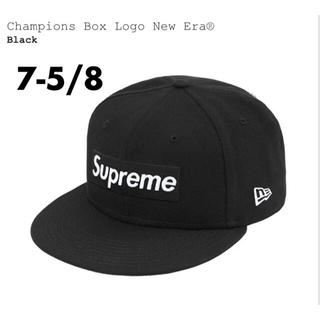 シュプリーム(Supreme)のSupreme Champions Box Logo New Era®(キャップ)