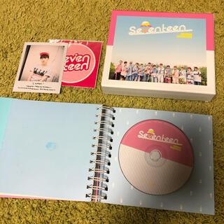 セブンティーン(SEVENTEEN)のSEVENTEEN セブチ Love&letter リパケ アルバム ディノ(K-POP/アジア)