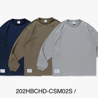ダブルタップス(W)taps)の即日発送 チャンピオン×wtaps ロンT(Tシャツ/カットソー(七分/長袖))