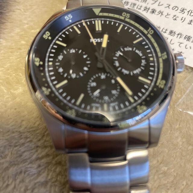 FOSSIL(フォッシル)のFOSSIL メンズ時計 新品未使用 FS5575 週末限定値下げ メンズの時計(腕時計(アナログ))の商品写真