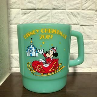 ディズニー(Disney)のレトロシリーズ ディズニークリスマス 2019冬 ミッキー(キャラクターグッズ)