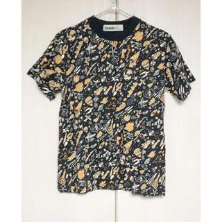 ランドリー(LAUNDRY)の【美品】LAUNDRY  ランドリー 宇宙柄 Tシャツ サイズS(Tシャツ(半袖/袖なし))