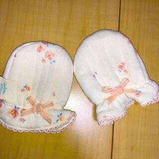ジェラートピケ(gelato pique)のジェラピケのミトン(手袋)