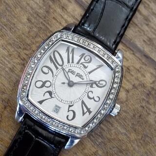 フォリフォリ(Folli Follie)の美品最安値フォリフォリ時計(腕時計)