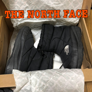 THE NORTH FACE - THE NORTH FACE ザノースフェイス スノーブーツ