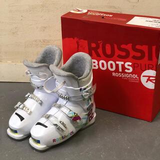 ロシニョール(ROSSIGNOL)のロシニョール スキーブーツ 22.5cm 元箱あり!(ブーツ)