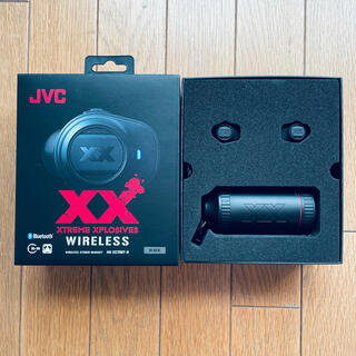 ビクター(Victor)のVictor・JVC HA-XC70BT-B(ヘッドフォン/イヤフォン)