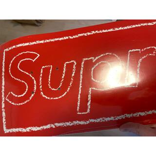 シュプリーム(Supreme)のSupreme 21ss KAWS CHALK LOGO SKATEBOARD(スケートボード)