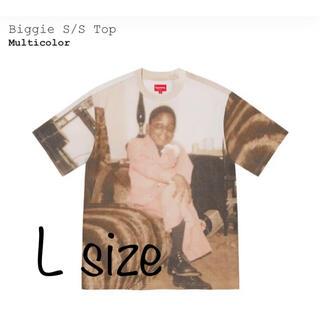 シュプリーム(Supreme)のSupreme 21ss Biggie S/S Top(Tシャツ/カットソー(半袖/袖なし))
