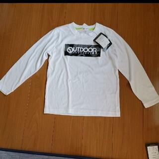 アウトドアプロダクツ(OUTDOOR PRODUCTS)の新品未使用 キッズ OUTDOOR PRODUCTS ロンT 140(Tシャツ/カットソー)