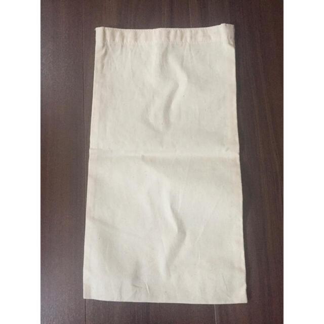 DEAN & DELUCA(ディーンアンドデルーカ)のDEAN&DELUCA  保存袋  布袋 ショップ袋 インテリア/住まい/日用品の日用品/生活雑貨/旅行(日用品/生活雑貨)の商品写真
