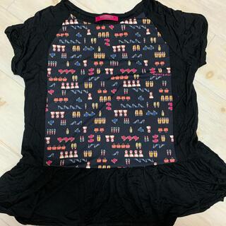 ドーリーガールバイアナスイ(DOLLY GIRL BY ANNA SUI)のドーリーガールバイアナスイ Tシャツ(Tシャツ(半袖/袖なし))