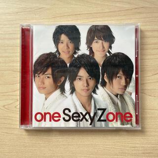 セクシー ゾーン(Sexy Zone)のSexy Zone / one Sexy Zone / ポストカード付き(ポップス/ロック(邦楽))